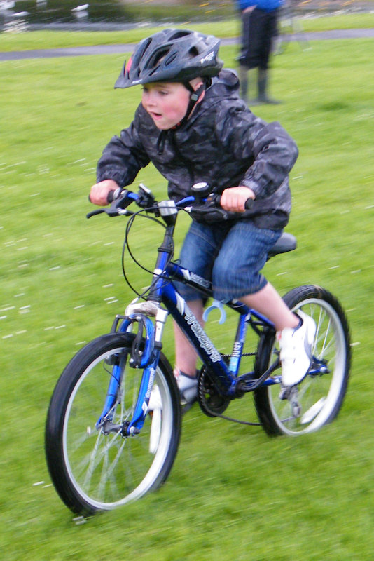 Photo: Wick Gala 2012 - Cycle Races