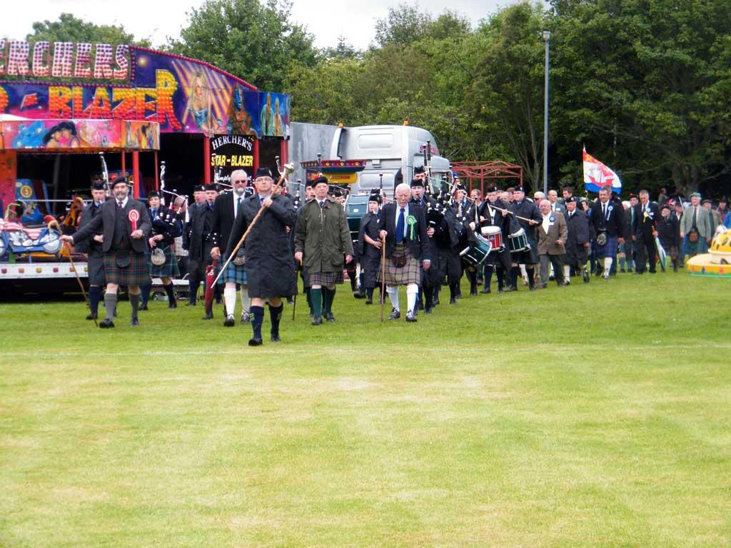 Photo: Halkirk Highland Games 2012