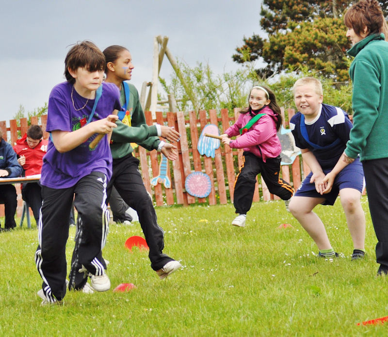Photo: Keiss School Sports Day 2012