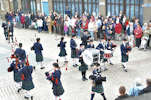 Pipe Bands At Wick