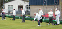 Caithness Triples Bowls 2012