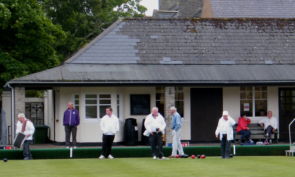 Photo: Triples Bowls 2012 at Rosebank