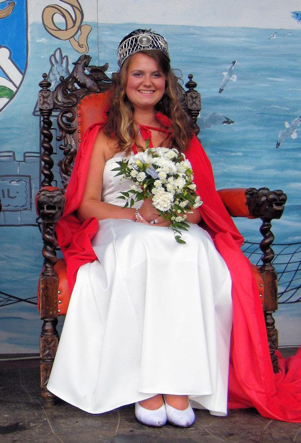 Photo: Wick Gala Queen 2012