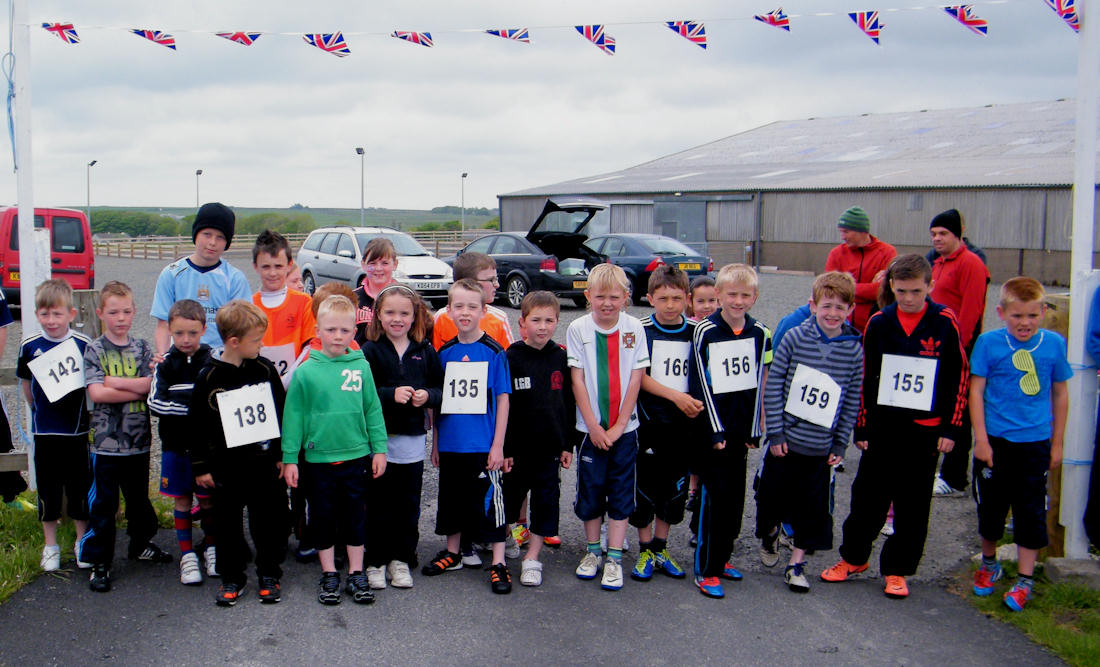 Photo: Races At Halkirk Gala Week 2012