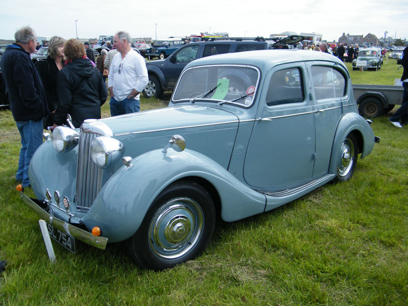 Photo: 1947 Sunbeam Talbot 10