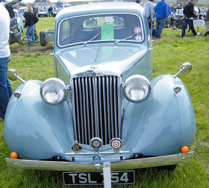Photo: 1947 Sunbeam Talbot 10