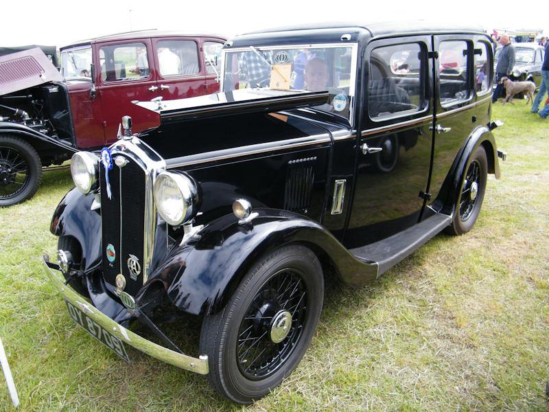 Photo: 1934 Wolseley Nine