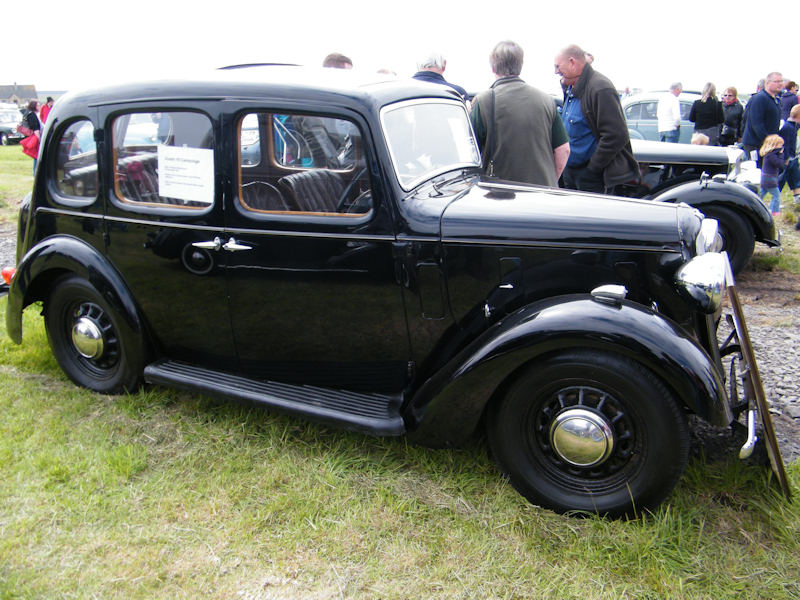 Photo: 1936 Austin 10 Cambridge