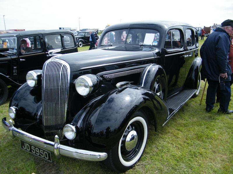 Photo: 1935 Buick 40