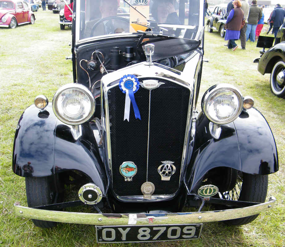 Photo: 1934 Wolseley Nine