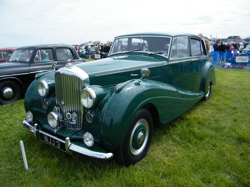 Photo: 1953 Bentley R-Type