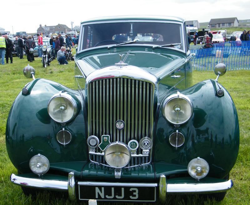 Photo: 1953 Bentley R-Type