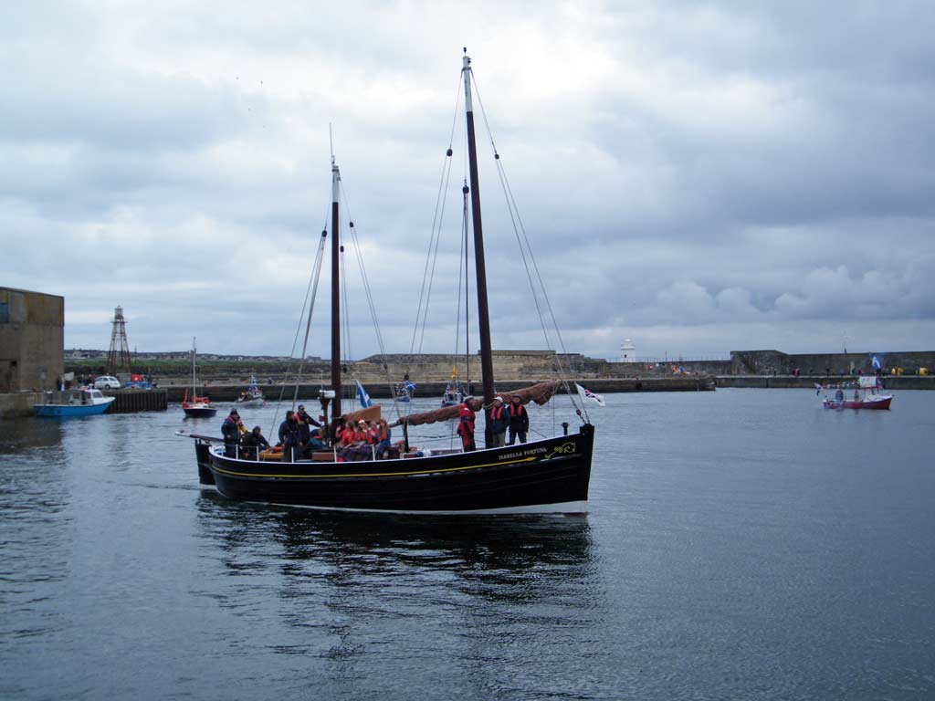 Photo: Wick Harbourfest 2012