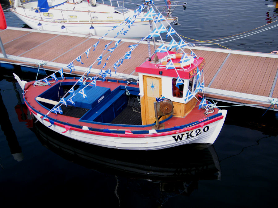Photo: Wick Diamond Jubliee Harbourfest 2012
