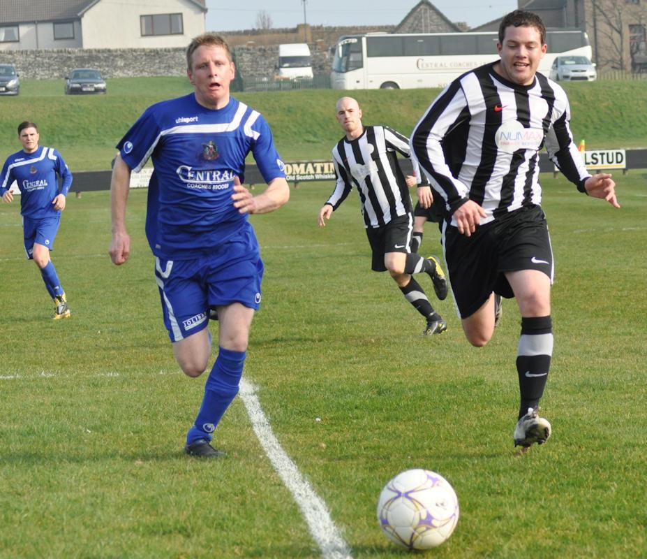 Photo: Wick Academy 1 Cove Rangers 1