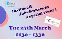 Job Seeker Event
