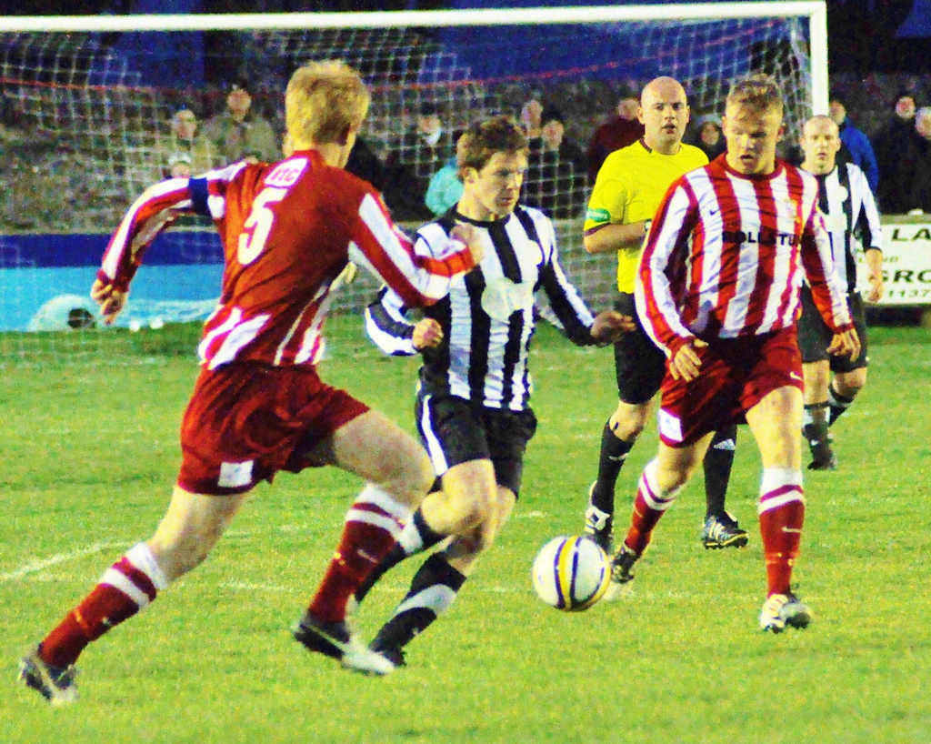 Photo: Wick Academy 3 Formartine 1