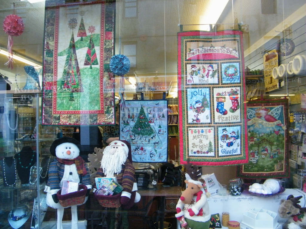 Photo: Christmas Shopping In Wick