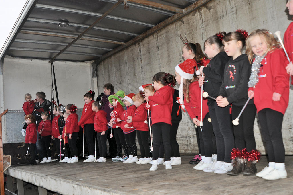 Photo: Wick Fun Day Starts Christmas Season
