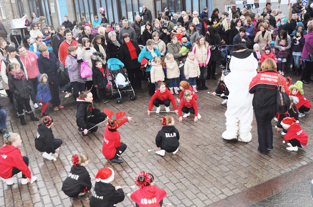 Photo: Wick Fun Day Starts Christmas Season