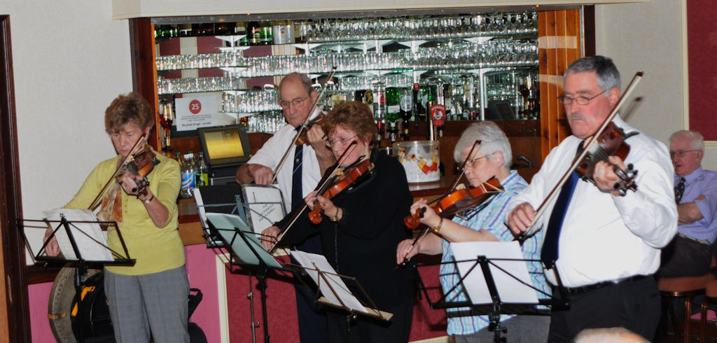 Photo: Wick Fiddle and Accordion Club