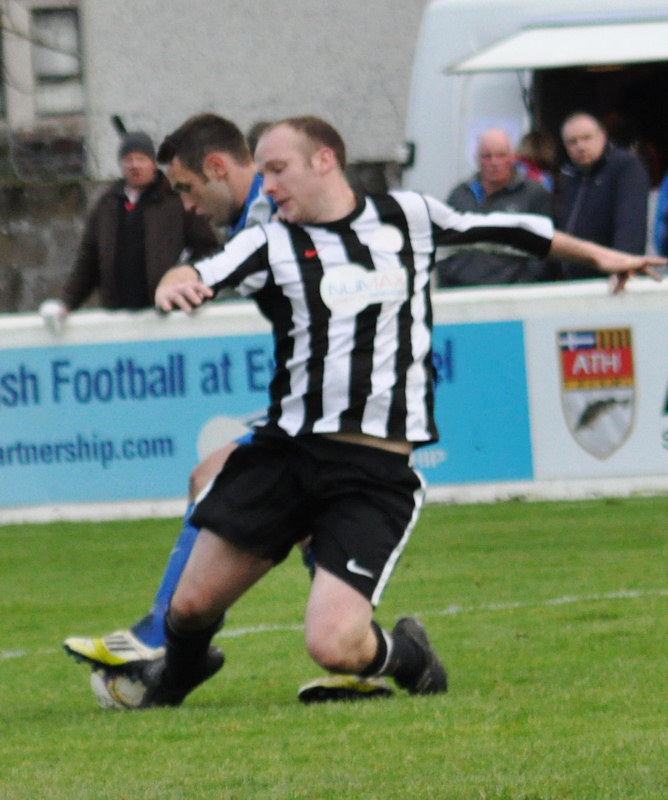 Photo: North Of Scotland Cup - Wick Academy 1 Nairn County 2