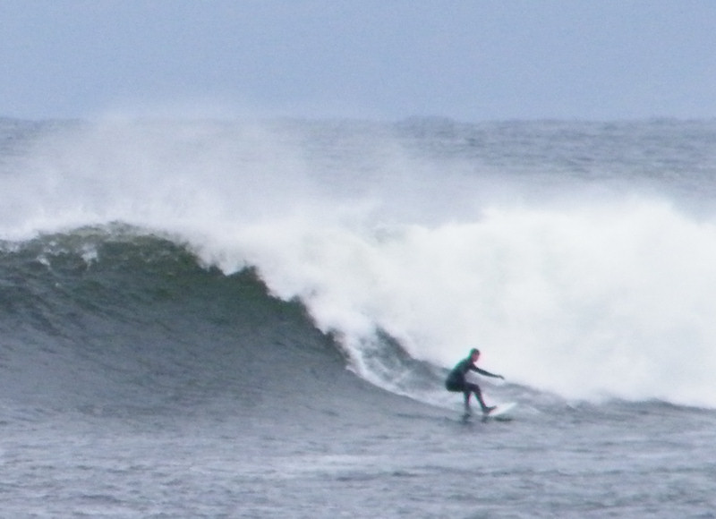 Photo: UK Pro Surf Competition At Thurso In Wave North Festival