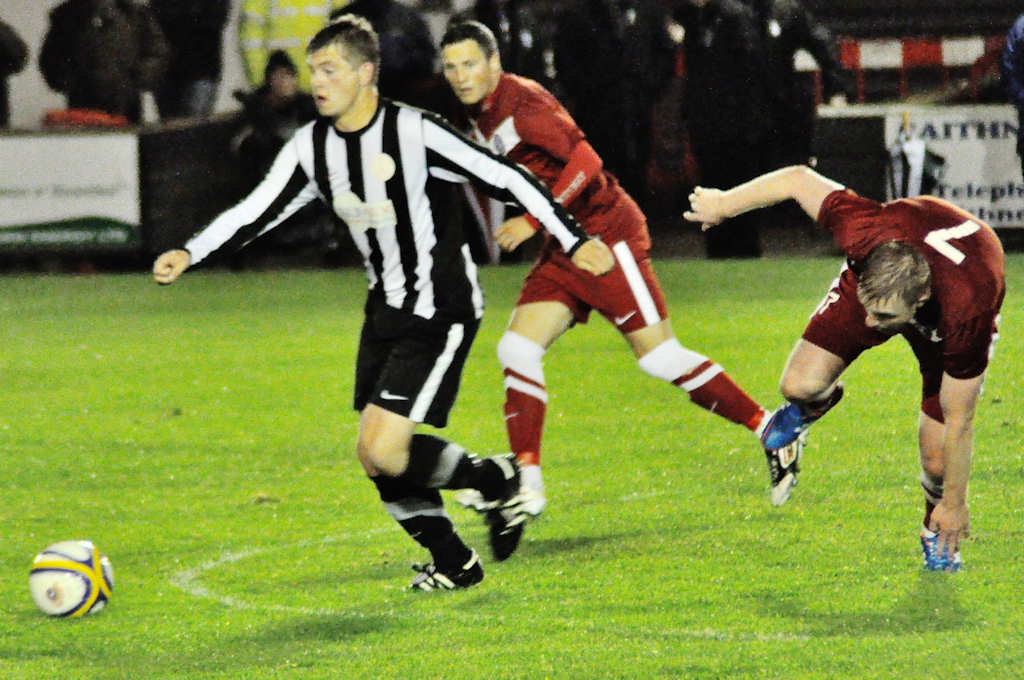 Photo: Wick Academy 3 Brora Rangers 0