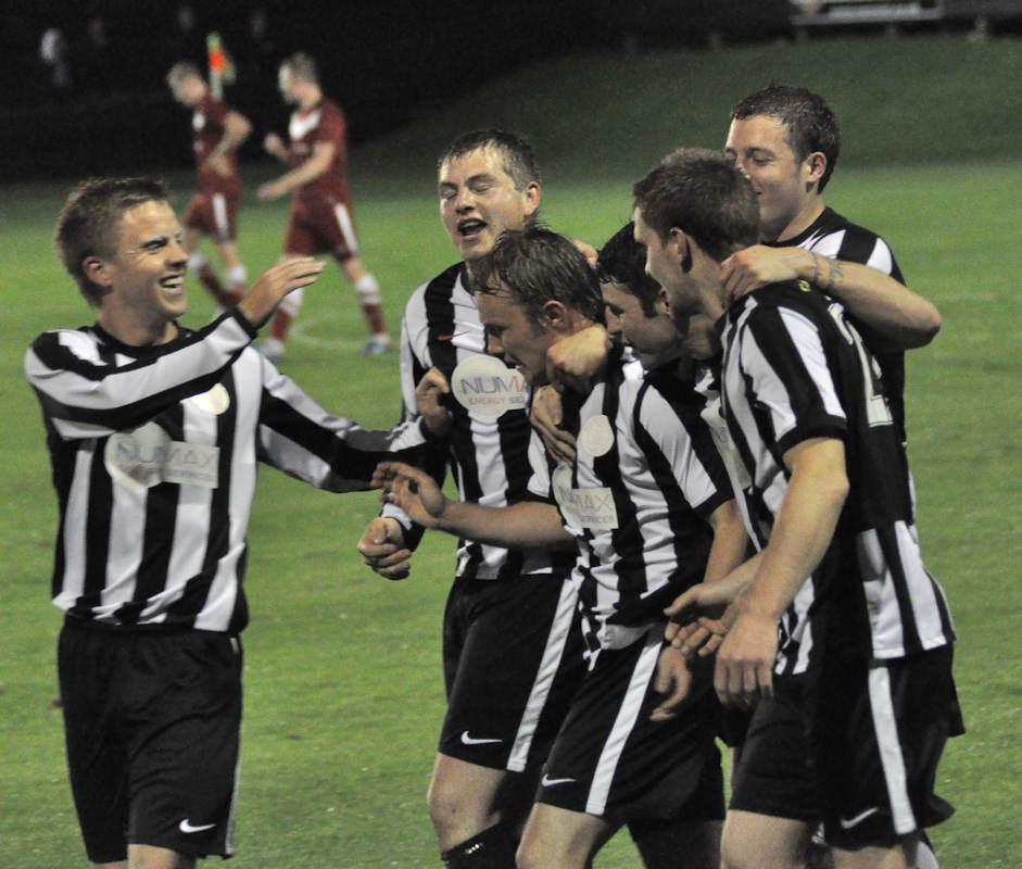 Photo: Wick Academy 3 Brora Rangers 0