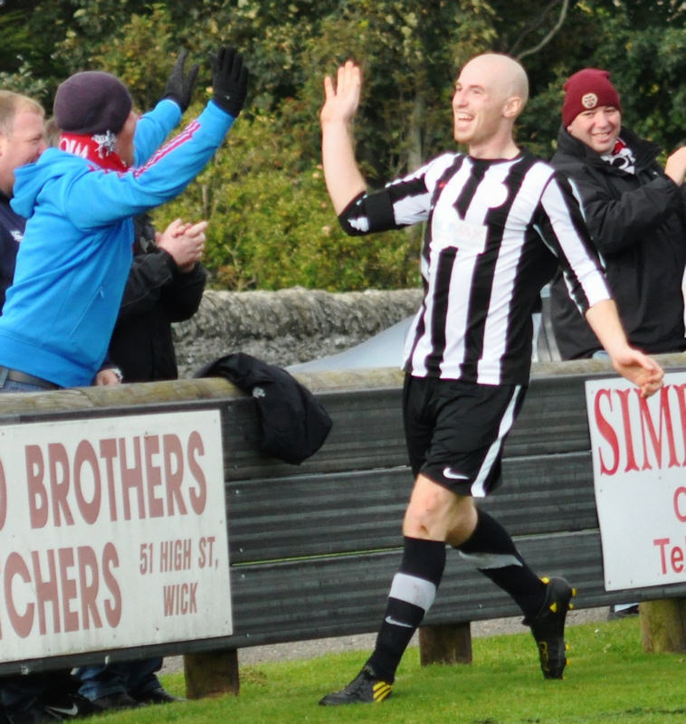 Photo: Wick Academy 4 Fraserburgh 1