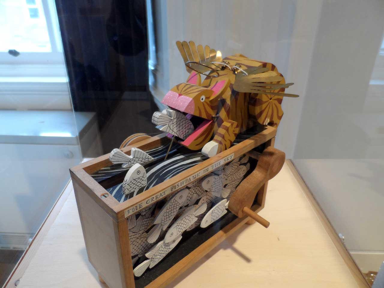 Photo: Amazing Automata - Exhibition At St Fergus Gallery