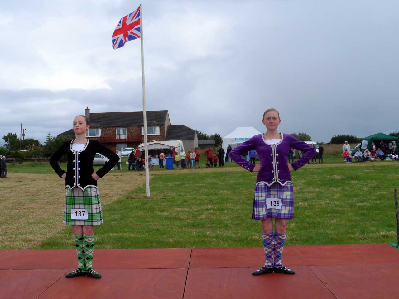 Photo: Mey Highland Games 2013