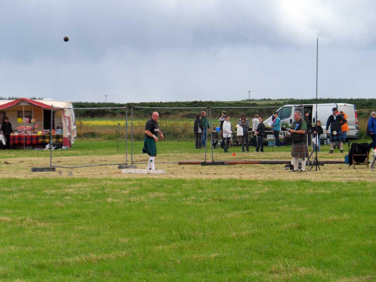 Photo: Mey Highland Games 2013