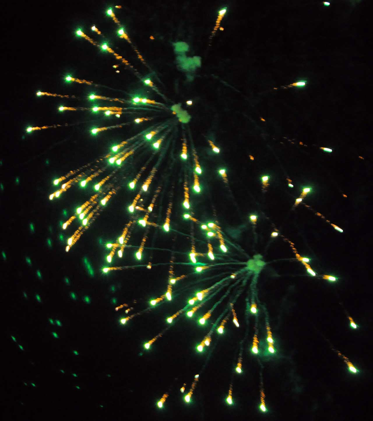 Photo: Wick Gala 2013 - Fireworks and Bonfire Night