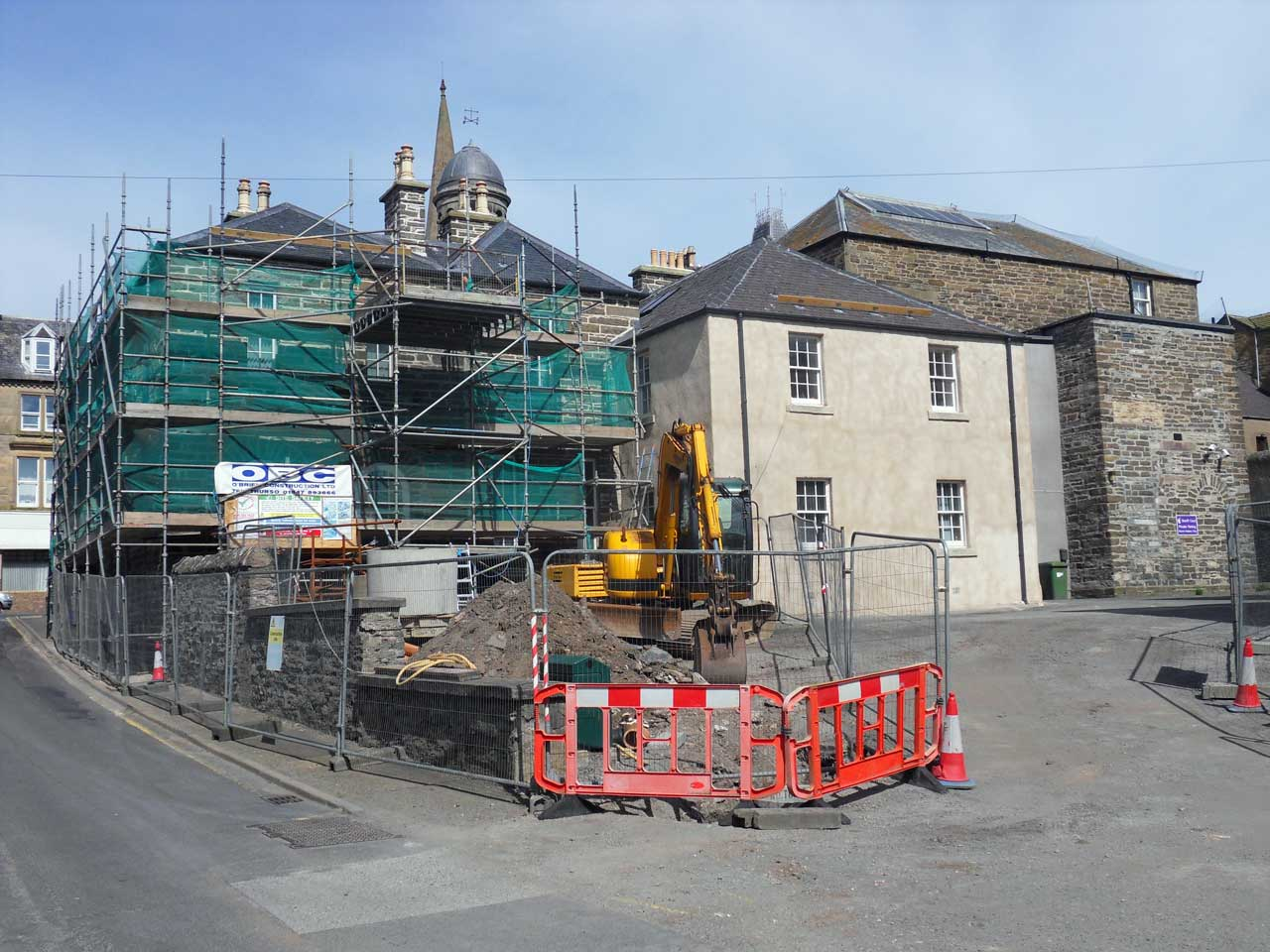 Photo: Clock Ticking For Reopening In August 2014