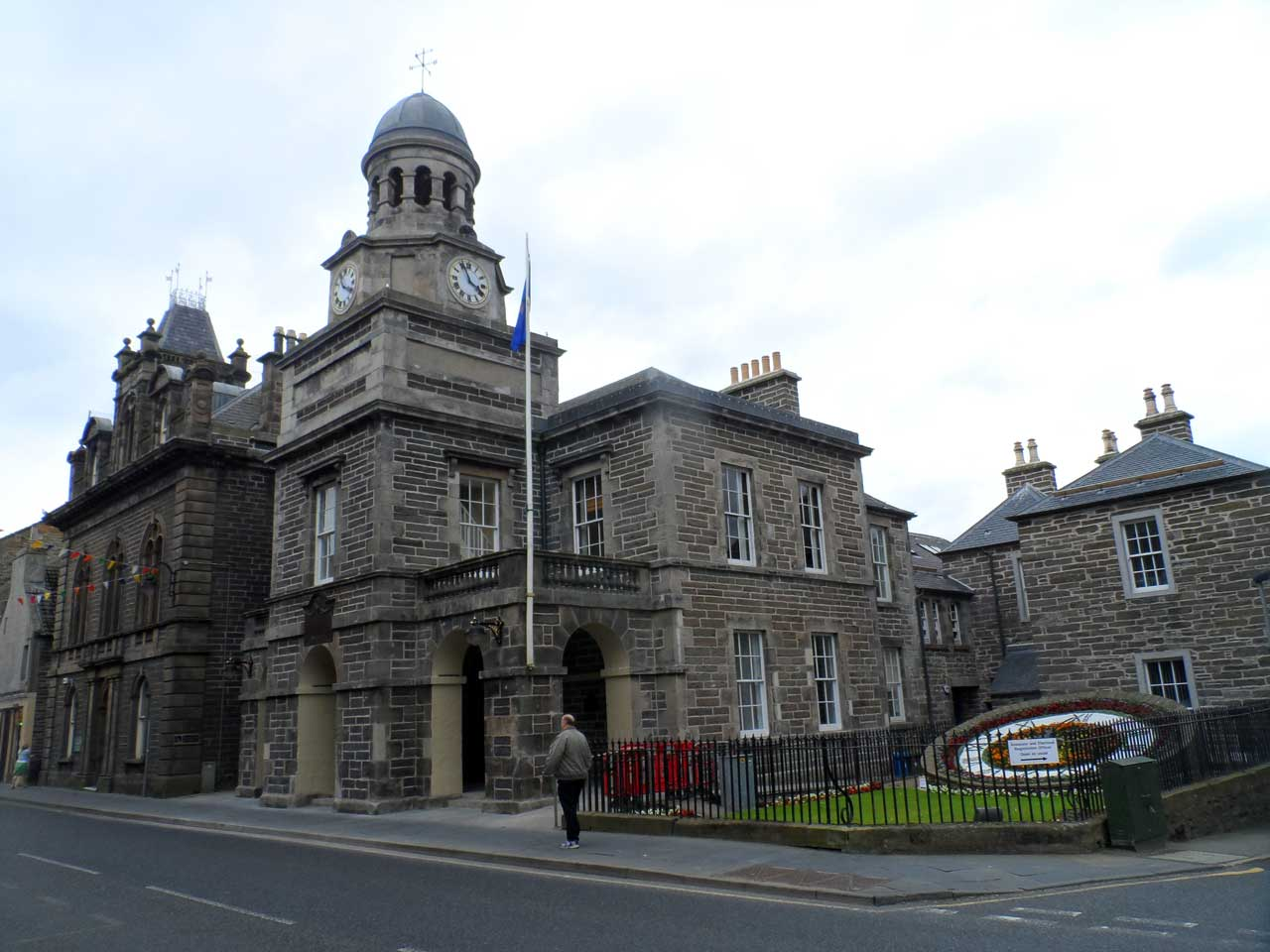 Photo: Wick Town Hall Opening Soon
