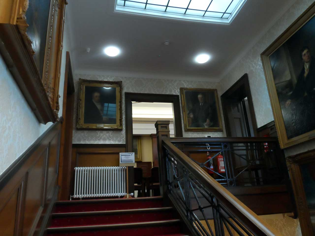 Photo: Wick Town Hall Back In Action - 27 September 2014