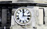 Wick Town Hall Clock Renewed