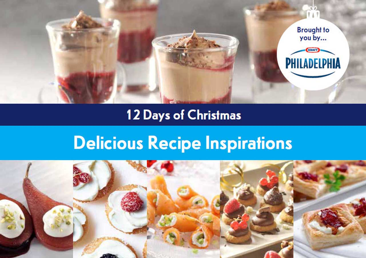 Photo: 12 Days Of Christmas - Delicious Recipe Inspirations