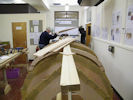 Wick Coastal Rowing Club Boat Building Progress