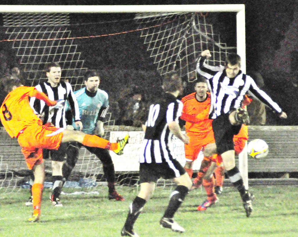 Photo: Wick Academy 5 Rothes 0