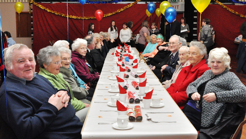 Photo: Pensioners Annual Party In Wick