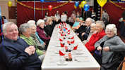 Pensioners Party In Wick