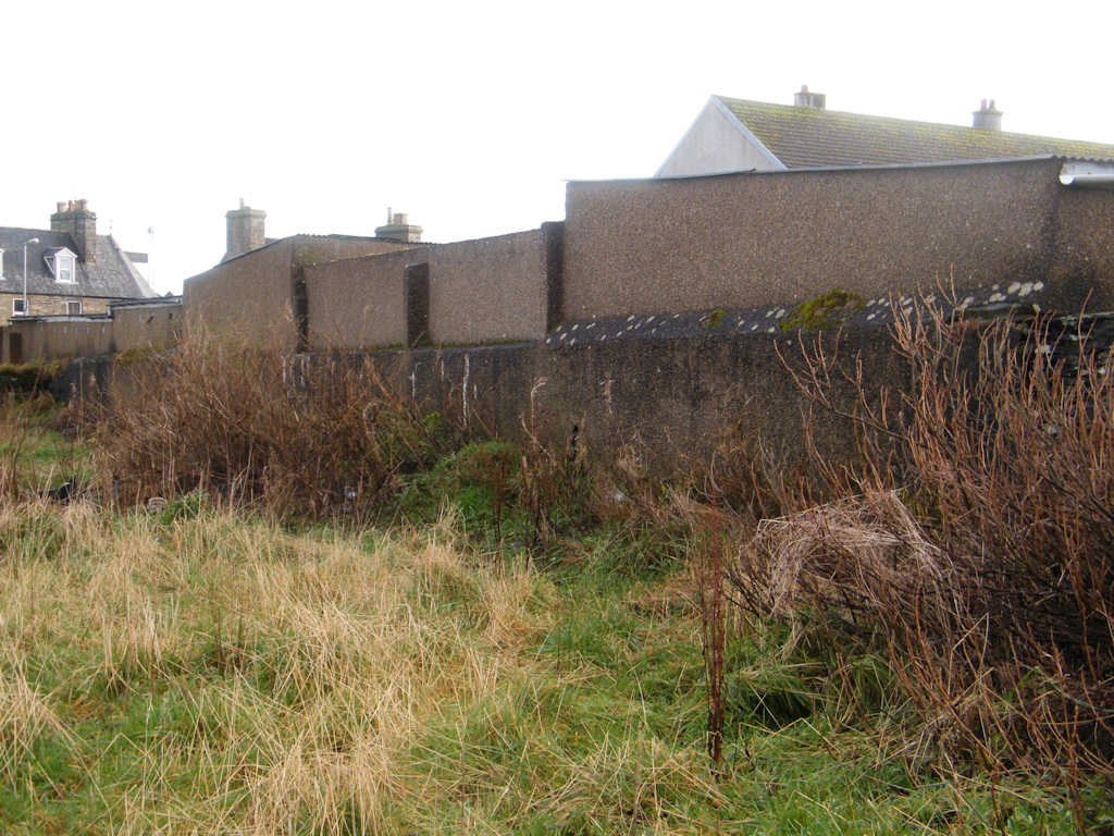 Photo: Rhind House - Site For New Allotments