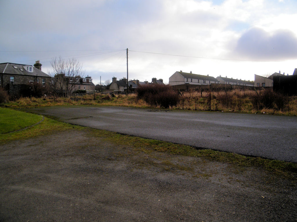 Photo: Rhind House - Site For New Children's Home