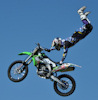 Caithness County Show 2012 Stunt Motor Cyclists