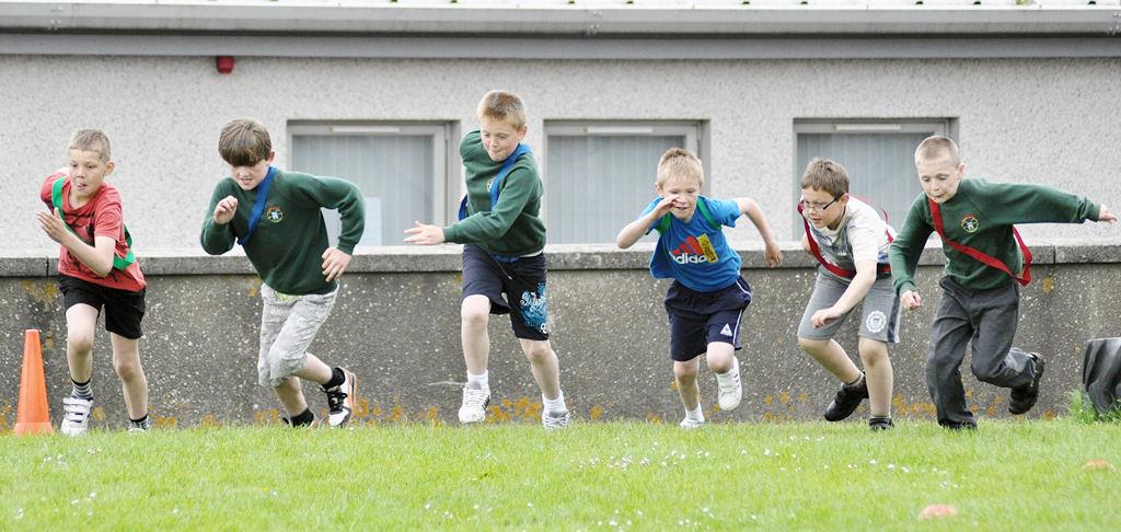 Photo: Keiss School Sports Day 2013