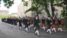 Waldsee and Wick Pipe Bands