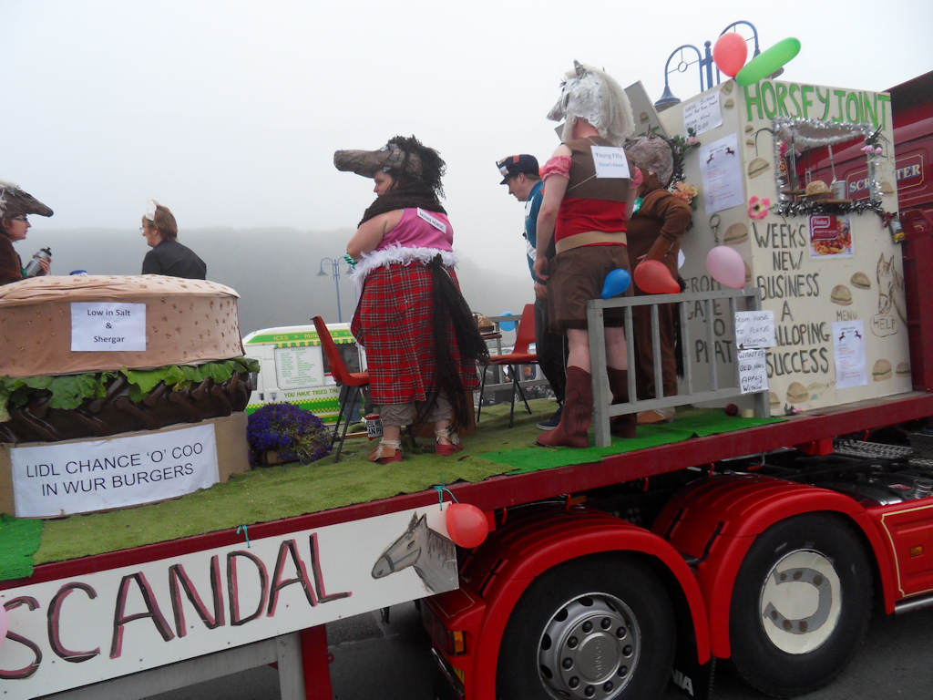 Photo: Wick Gala 2013 Another Angle