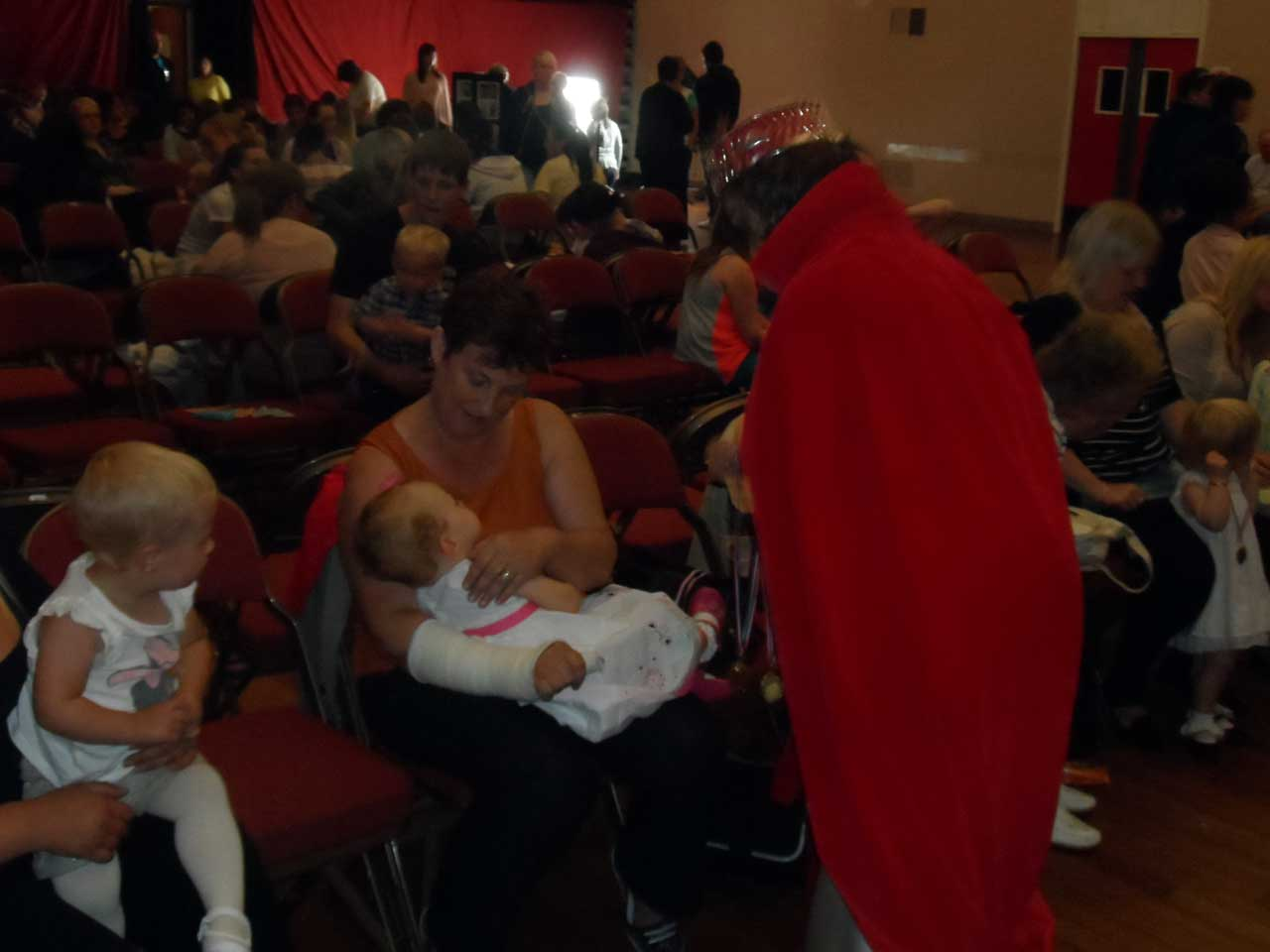 Photo: Baby Show At Wick Gala 2013